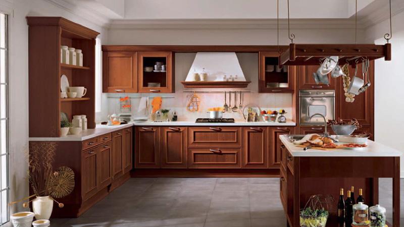 Cocina louisiana for Cocinas integrales clasicas
